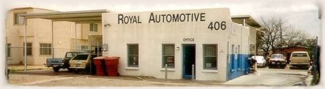 Royal Automotive Service